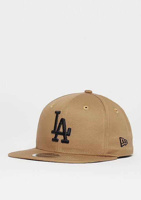 New Era 9Fifty Los Angeles Dodgers khaki/black
