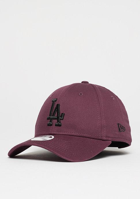 New Era Womens 9Forty MLB Los Angeles Dodgers maroon/black