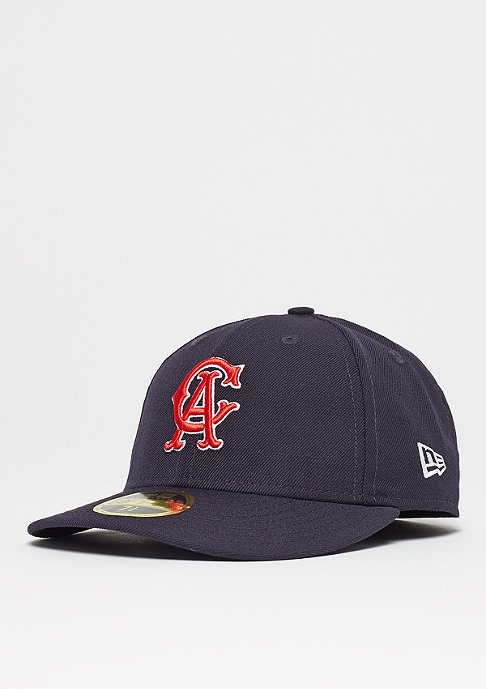 New Era 59Fifty Low Profile MLB California Angels navy