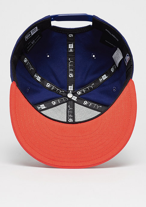 New Era 9Fifty NBA New York Knicks offical