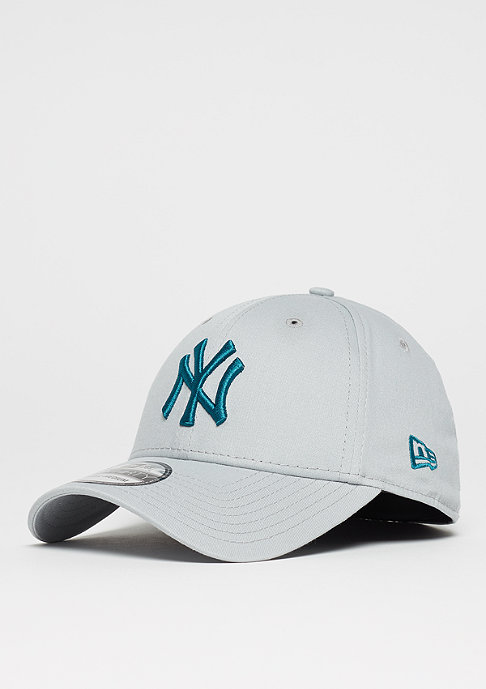 New Era 39Thirty MLB New York Yankees gray/under water blue