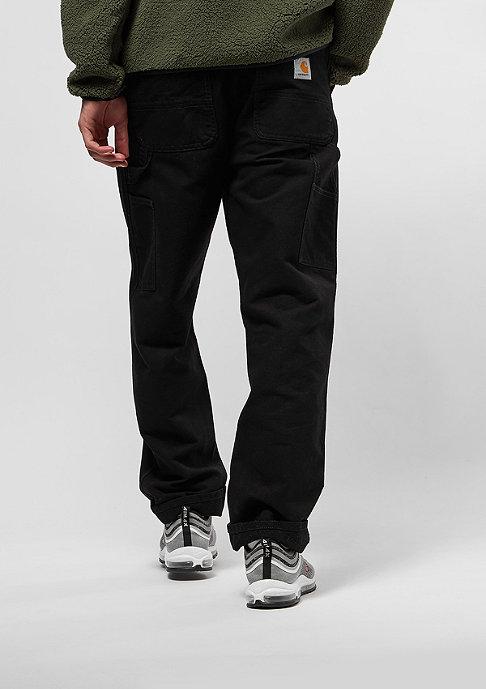 Carhartt WIP Snihle Knee Pant black rinsed