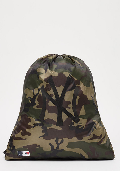 New Era MLB New York Yankees woodland camo/o.white