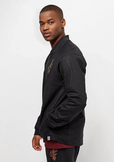 NIKE Cleveland Cavaliers Jacket NBA black