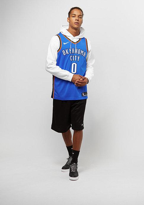 NIKE NBA Oakland Thunder Westbrook signal blue/college navy