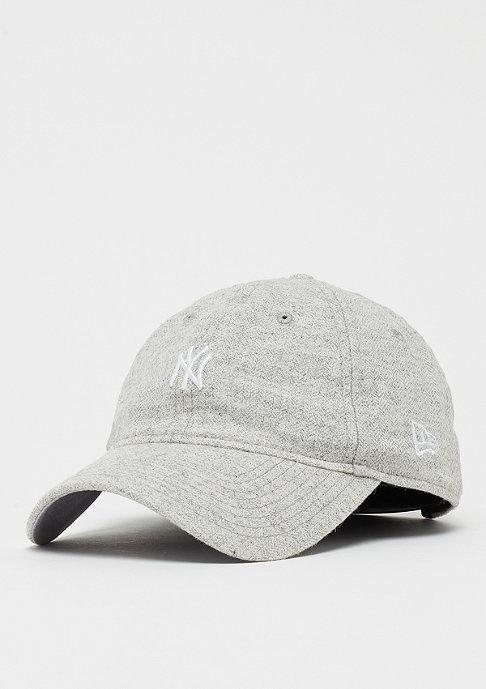 New Era 9Forty MLB New York Yankees gray