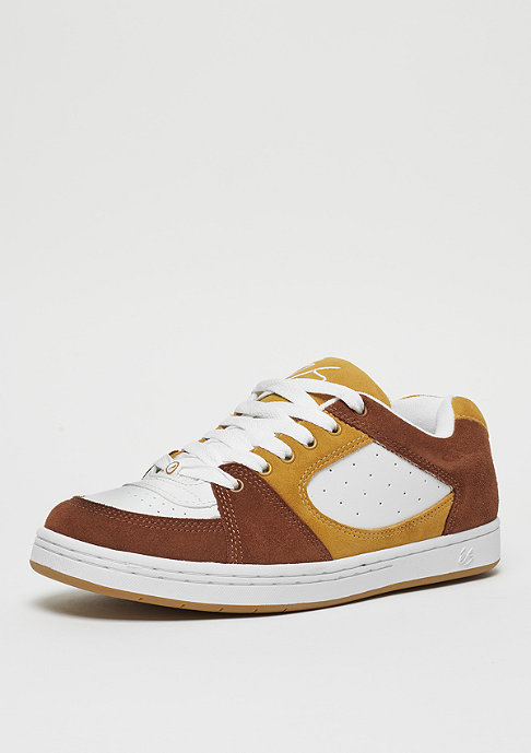 éS Accel OG brown/tan/white