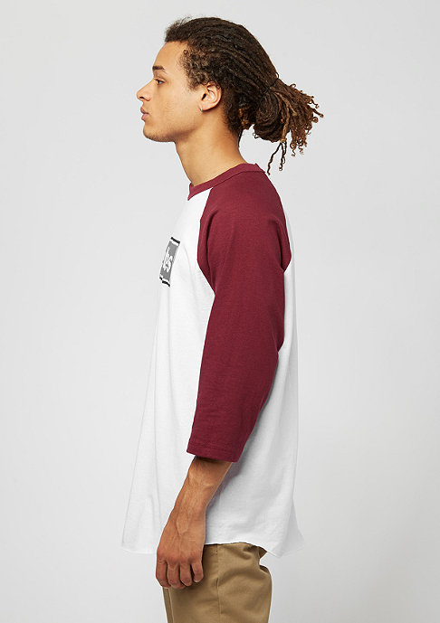 Etnies Lead Off white/burgundy