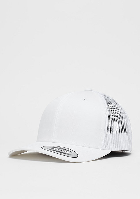 Flexfit Retro white
