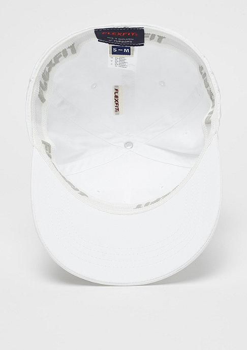 Flexfit Unstructured Tech white
