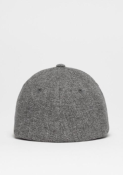 Flexfit Melange Cap dark grey heather