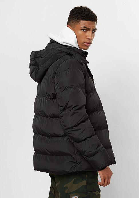 Urban Classics Hooded Puffer black