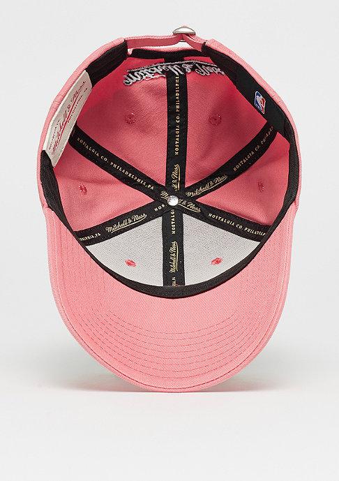 Mitchell & Ness Pastel 2-Tone Logo NBA Logoman burnt coral