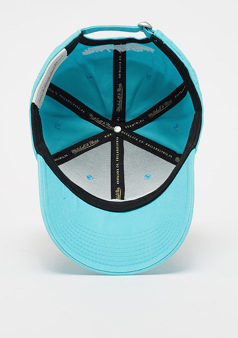 Mitchell & Ness Pastel 2-Tone Logo aqua