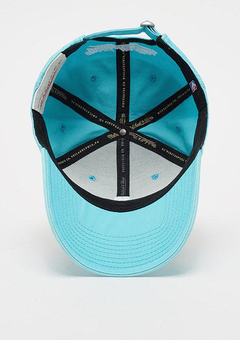 Mitchell & Ness Pastel 2-Tone Logo NBA Logoman aqua
