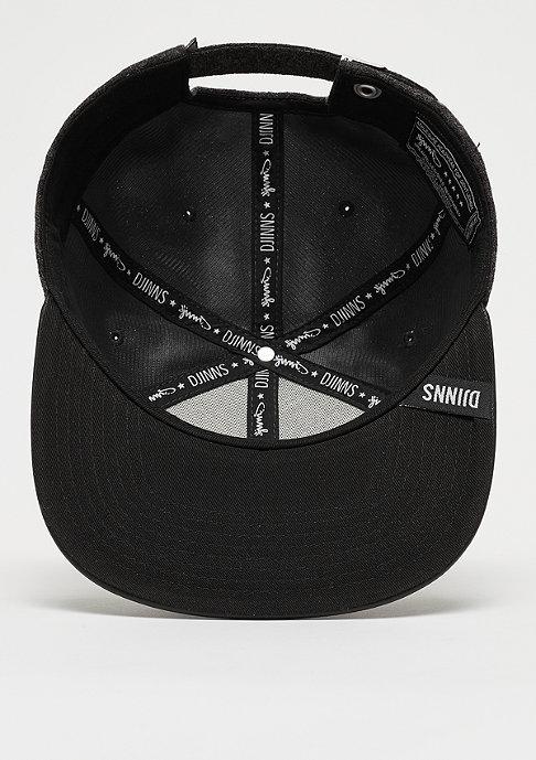 Djinn's 6P SB Flannel black