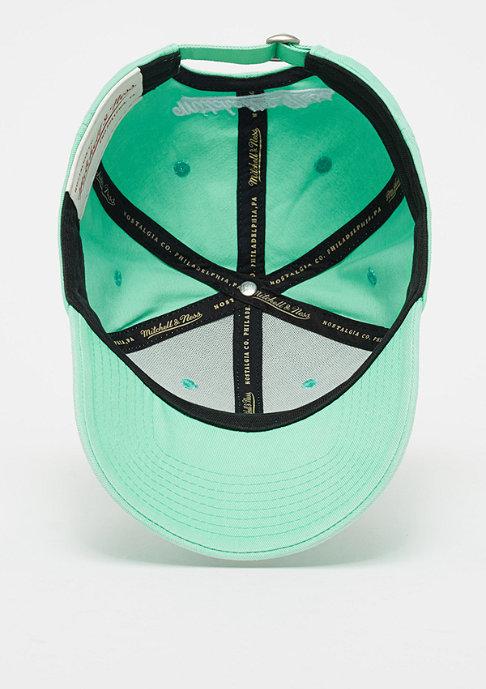 Mitchell & Ness Pastel 2-Tone Logo Script mint