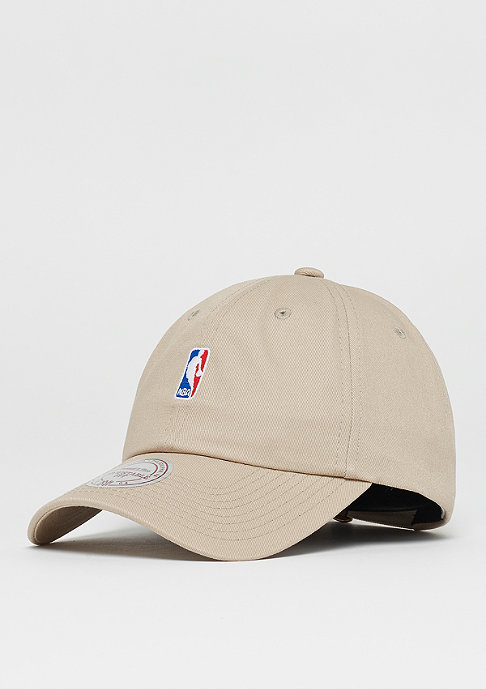 Mitchell & Ness NBA Logo Low Pro sand