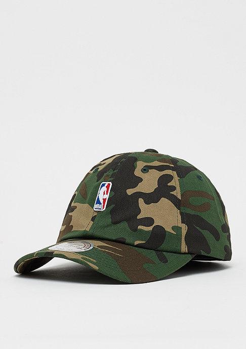Mitchell & Ness NBA Logo Low Pro camo