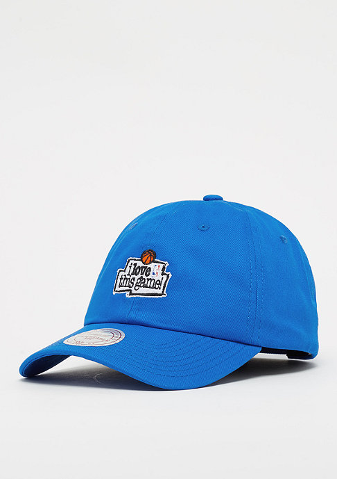 Mitchell & Ness I Love This Game Low Pro NBA royal