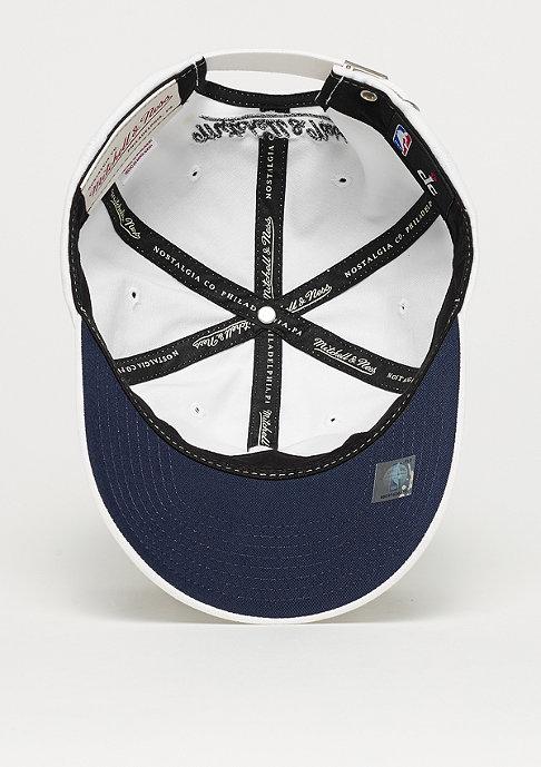 Mitchell & Ness Team Mascot Slouch NBA Washington Wizards white