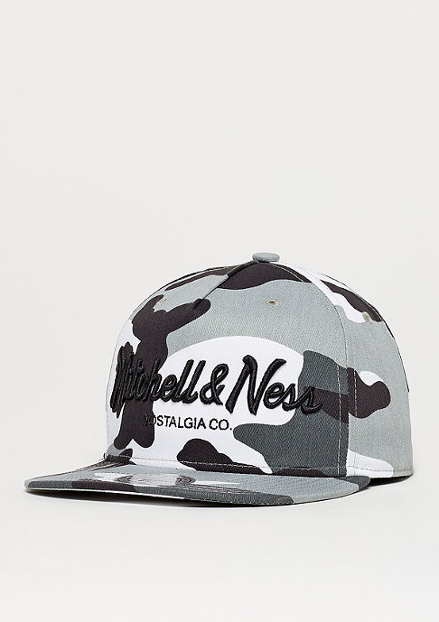Mitchell & Ness Pinscript urban camo
