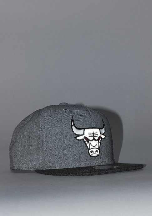 Mitchell & Ness Heather Reflective NBA Chicago Bulls grey/charcoal