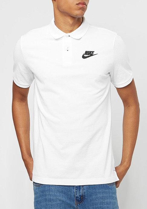NIKE Sportswear white/black