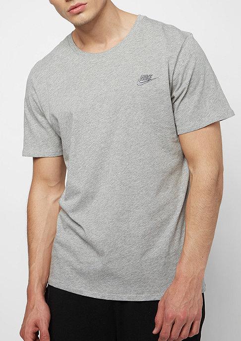 NIKE Sportswear Tee dk.grey heather/cool grey