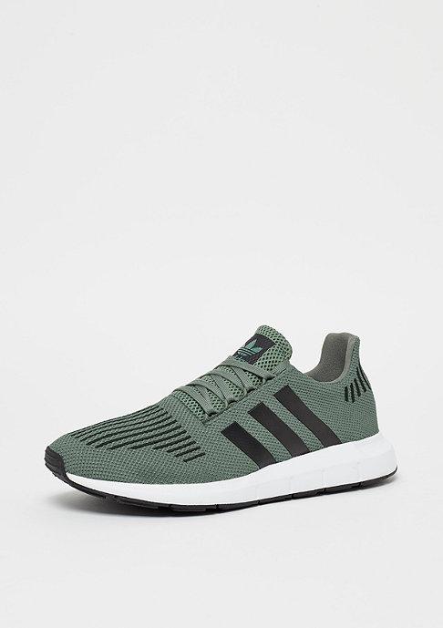 adidas Swift Run trace green