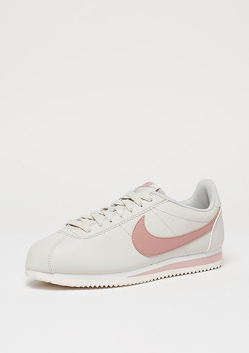 NIKE Wmns Classic Cortez Leather light bone/particle pink/summit white
