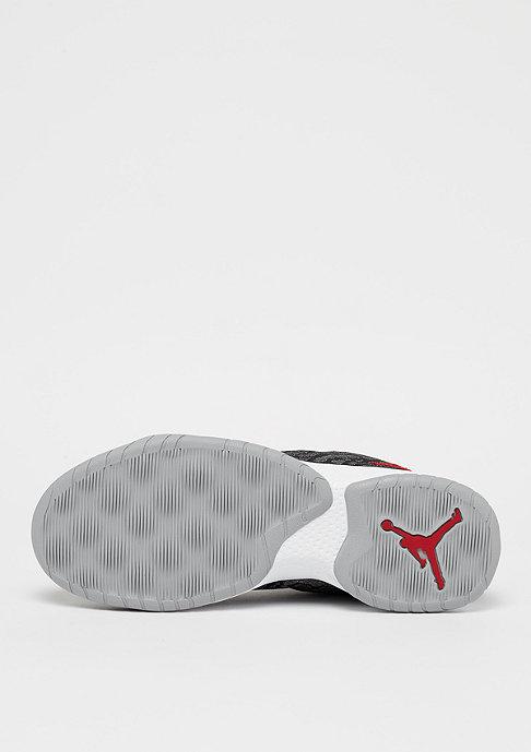JORDAN B.Fly wolf grey/gym red/black