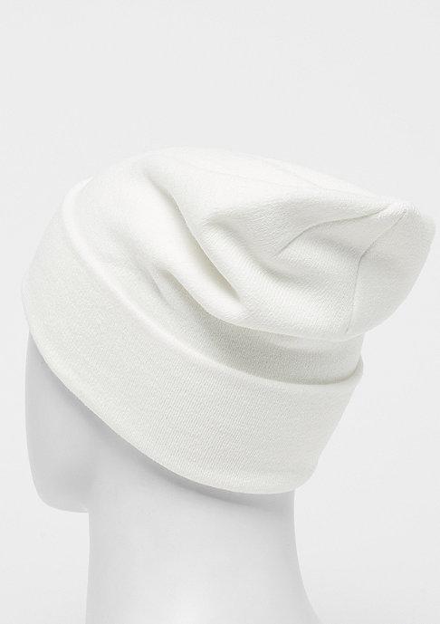 NIKE Swoosh white/metallic silver