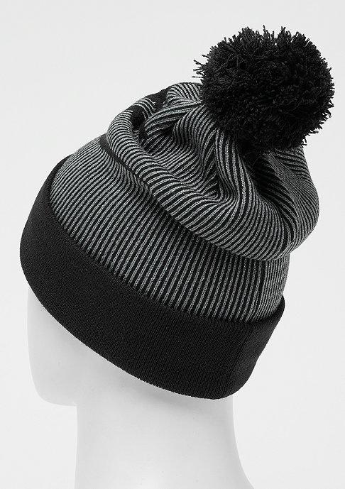 NIKE Beanie black/cool grey/black/black