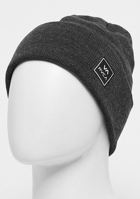 RVCA Clifton charcoal heather