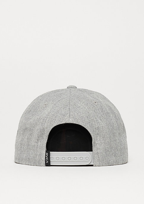 RVCA VA II heather grey