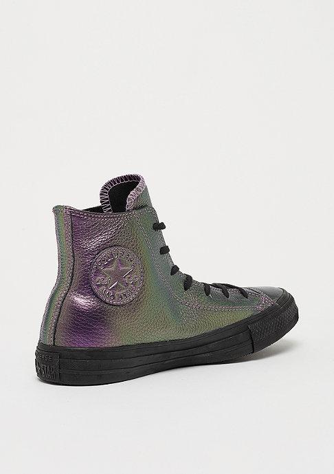 Converse Chuck Taylor All Star Hi violet/black/black