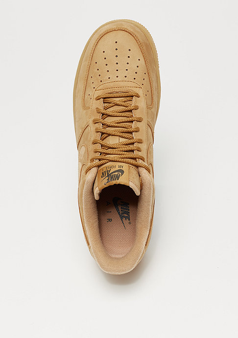 NIKE Air Force 1 07 WB Wheat Pack flax/flax/gum light brown/outdoor green