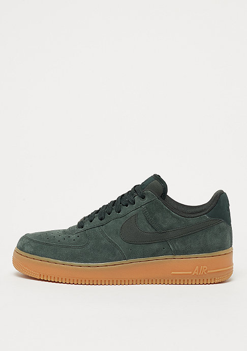 nike air force one low schwarz snipes