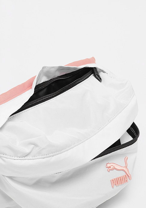 Puma Bumbag white/coral cloud