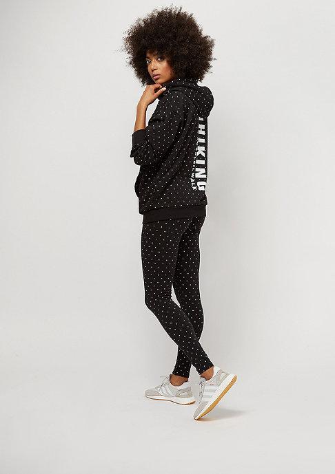 adidas black/white