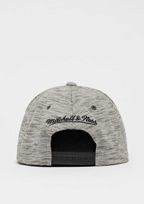 Mitchell & Ness Brushed Melange grey/charcoal