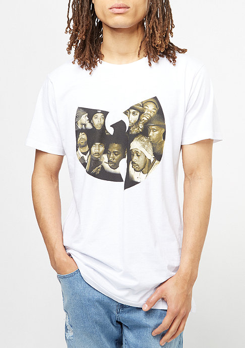 Wu-Wear T-Shirt Crew white