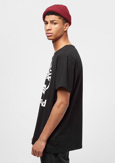 Timberland Linear Basic Staked black
