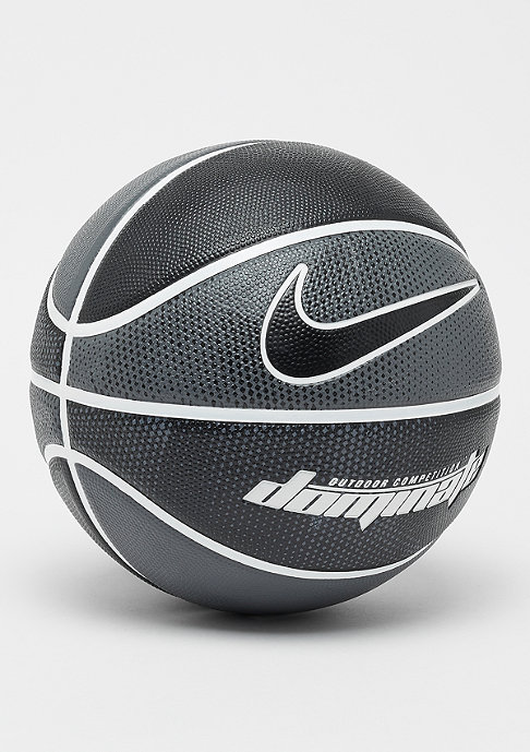 NIKE Basketball Dominate 8P (Size 7) dark grey/white/black