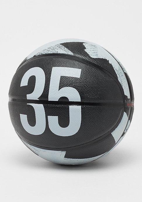 NIKE KD Playground 8P (Size 7) black/black/white/university red