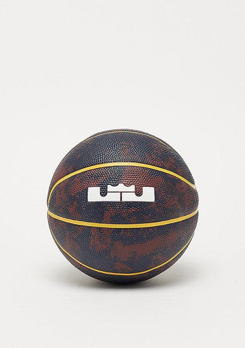 NIKE Lebron Skills (Size 3) team red/university gold/college navy
