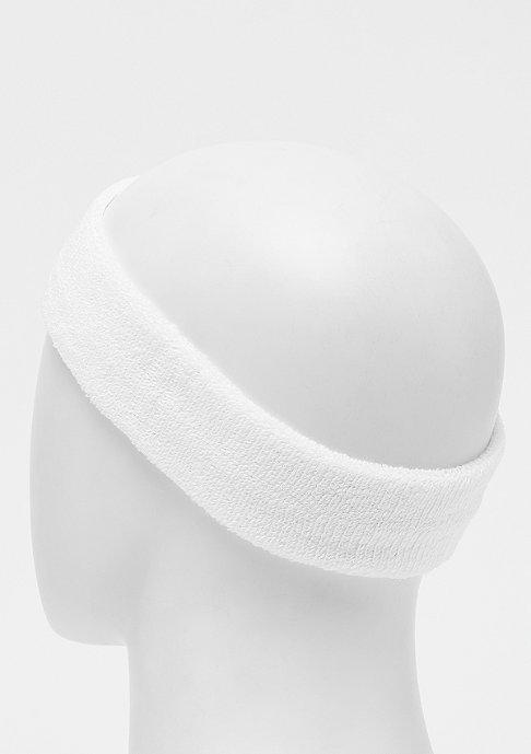 NIKE Swoosh Headband white/black