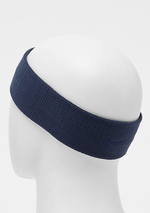 NIKE Basketball Headband NBA college navy/college navy