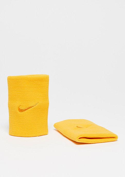 NIKE Wristbands NBA amarillo/amarillo